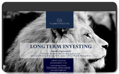 Long Term Investing By Amaka Ogbonnah