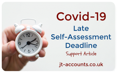 Covid-19 Late Self-Assessment Support