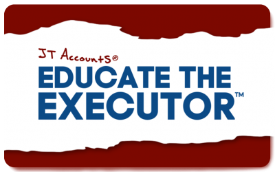 Join JT AccountS' Educate The Executor Forum